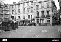 Black And White Archive Of Royal Clarence Hotel
