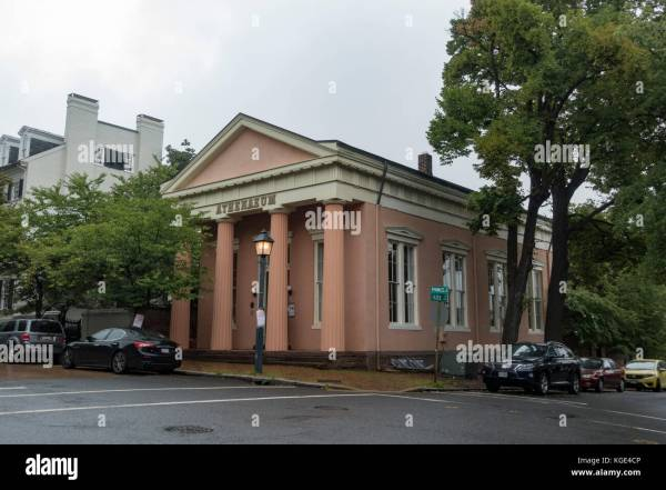 Athenaeum Alexandria Virginia