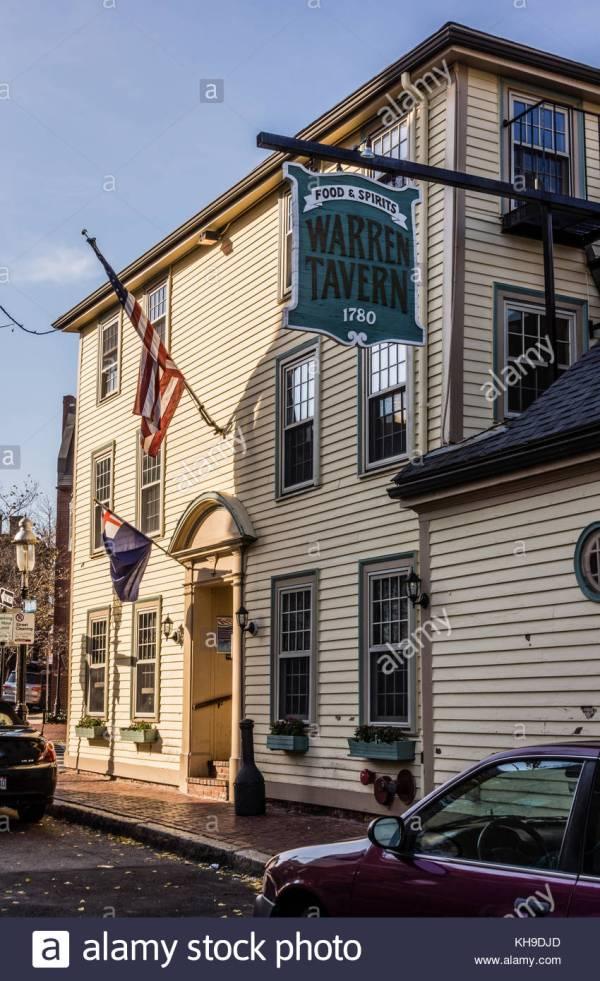 Warren Tavern Charlestown MA