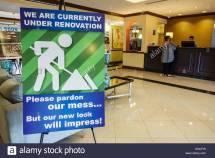 Holiday Inn Express Lobby Stock &