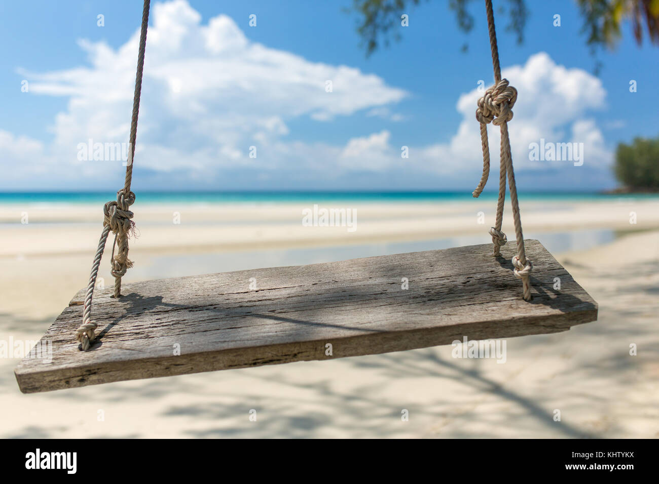swing chair thailand outdoor covers australia tree wooden stock photos and