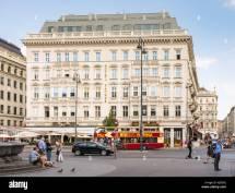 Hotel Sacher Stock & - Alamy