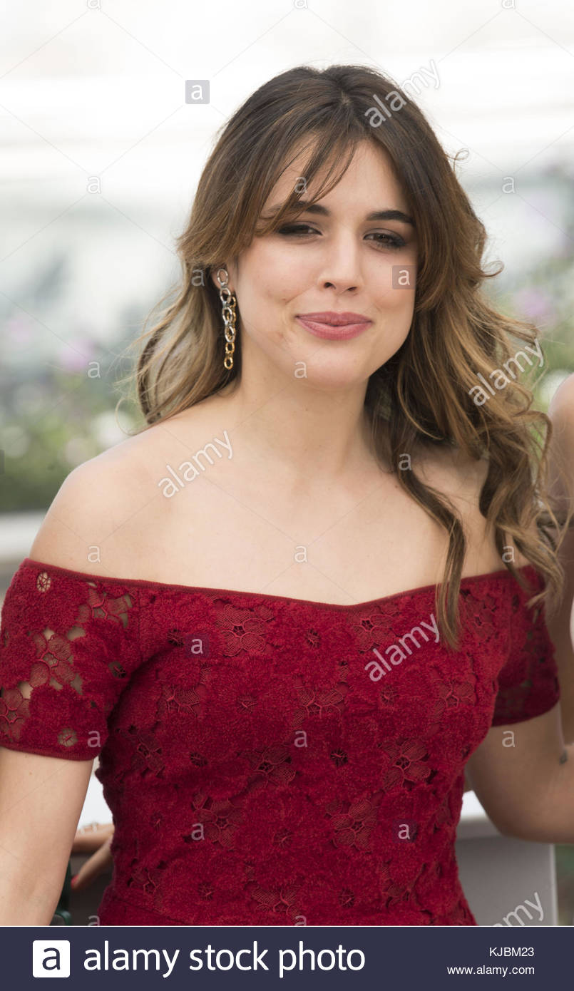 CANNES, FRANCE - MAY 17: Adriana Ugarte attends the 'Julietta' Stock