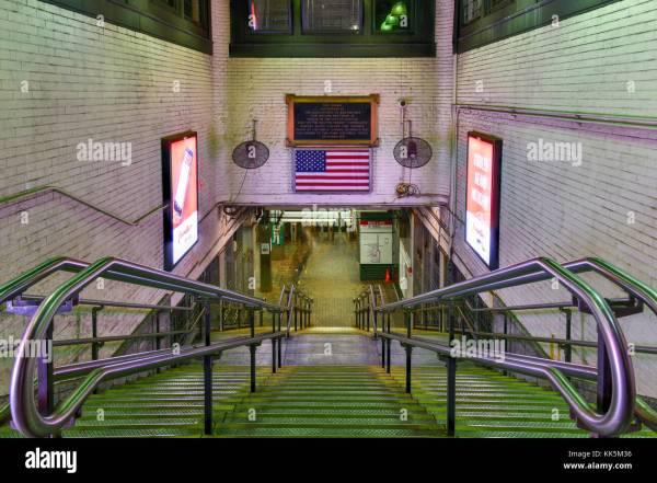 Park Street MBTA Station
