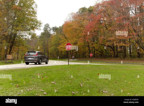 Northeast Ohio Fall Colors Stock &