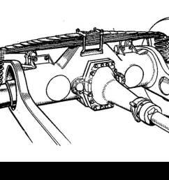 maybach rear swing axle autocar handbook 13th ed 1935  [ 1300 x 890 Pixel ]