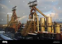 Blast Furnace Steel Plant Stock Photos & Blast Furnace ...