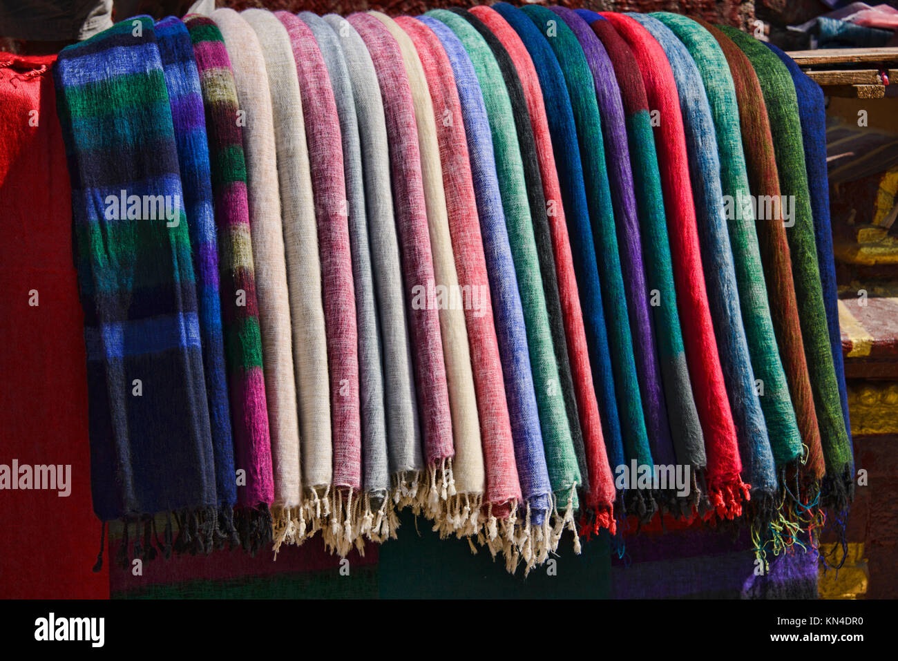 Shawls Scarves Stock Photos & Shawls Scarves Stock Images