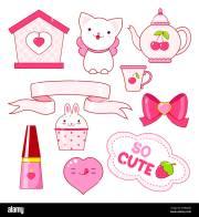 small sticker stock &