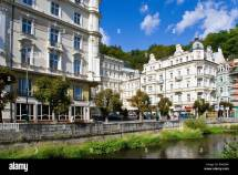 Grand Hotel Pupp Karlovy Vary Czech Republic