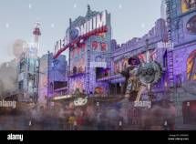 Horror Ride Stock & - Alamy