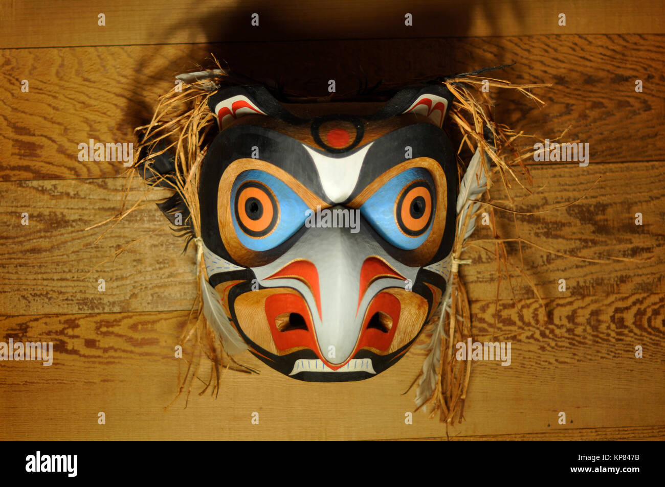 Northwest Native American Mask Stock Photos Amp Northwest