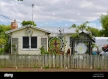Traditional Australian Home Stock &