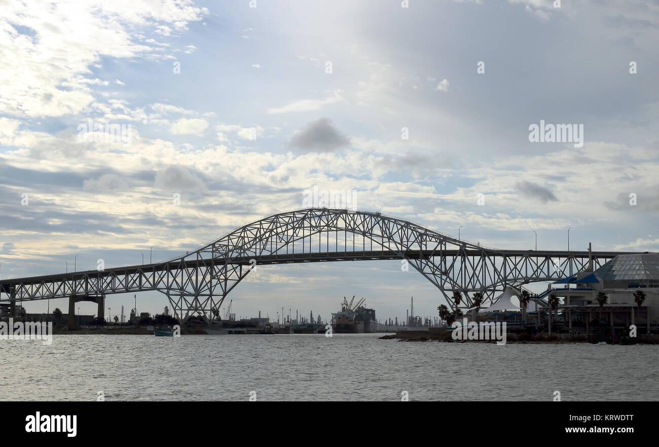 Bridge Uss Lexington Corpus Christi