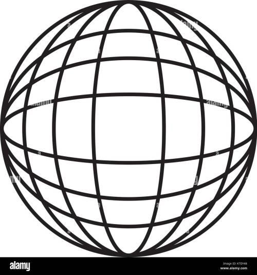 small resolution of earth globe diagram icon image vector illustration design
