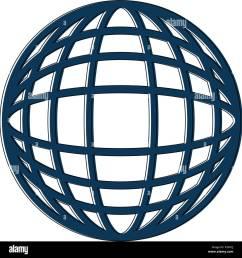 earth globe diagram icon image vector illustration design stock image [ 1300 x 1381 Pixel ]