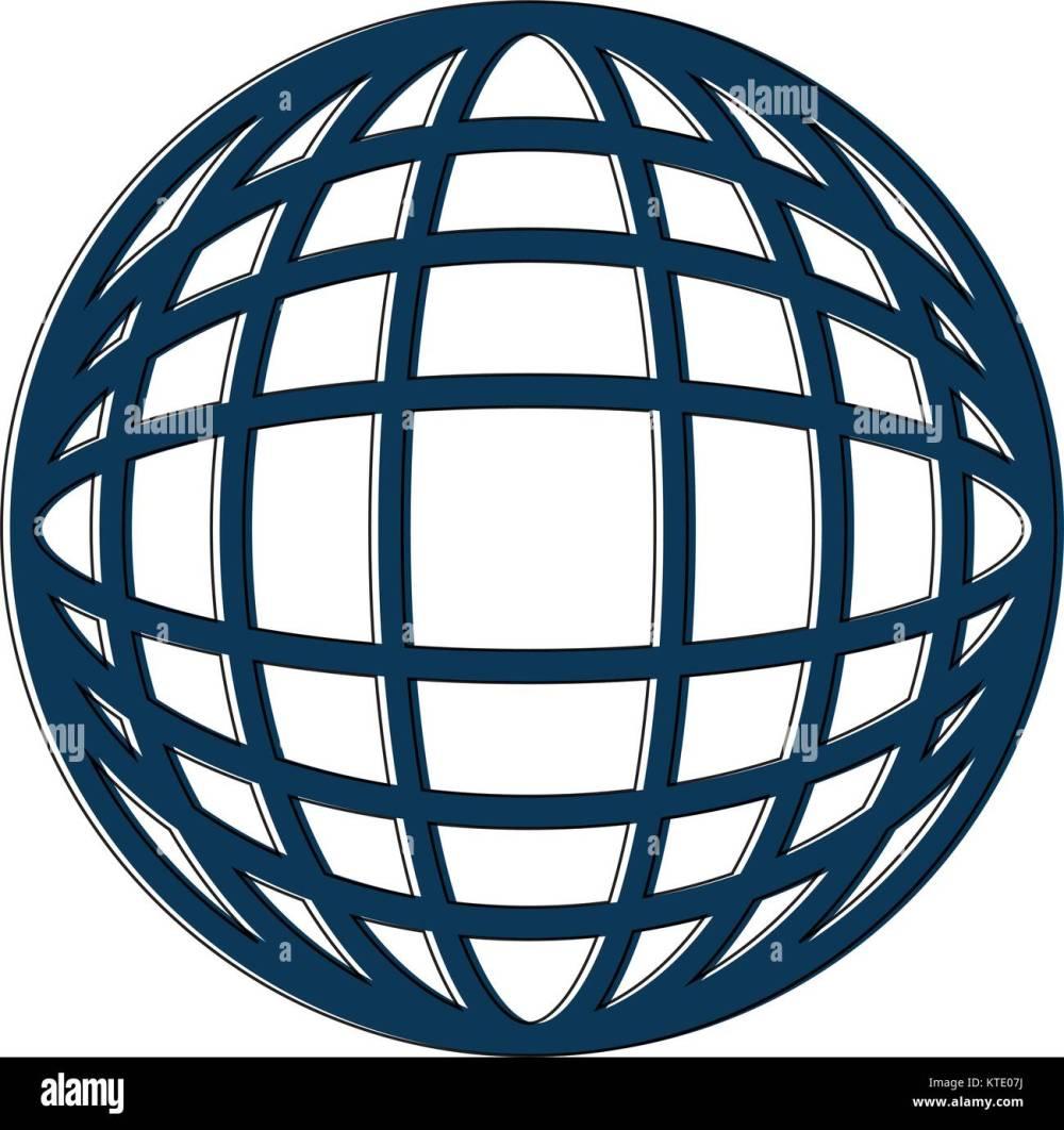 medium resolution of earth globe diagram icon image vector illustration design stock image