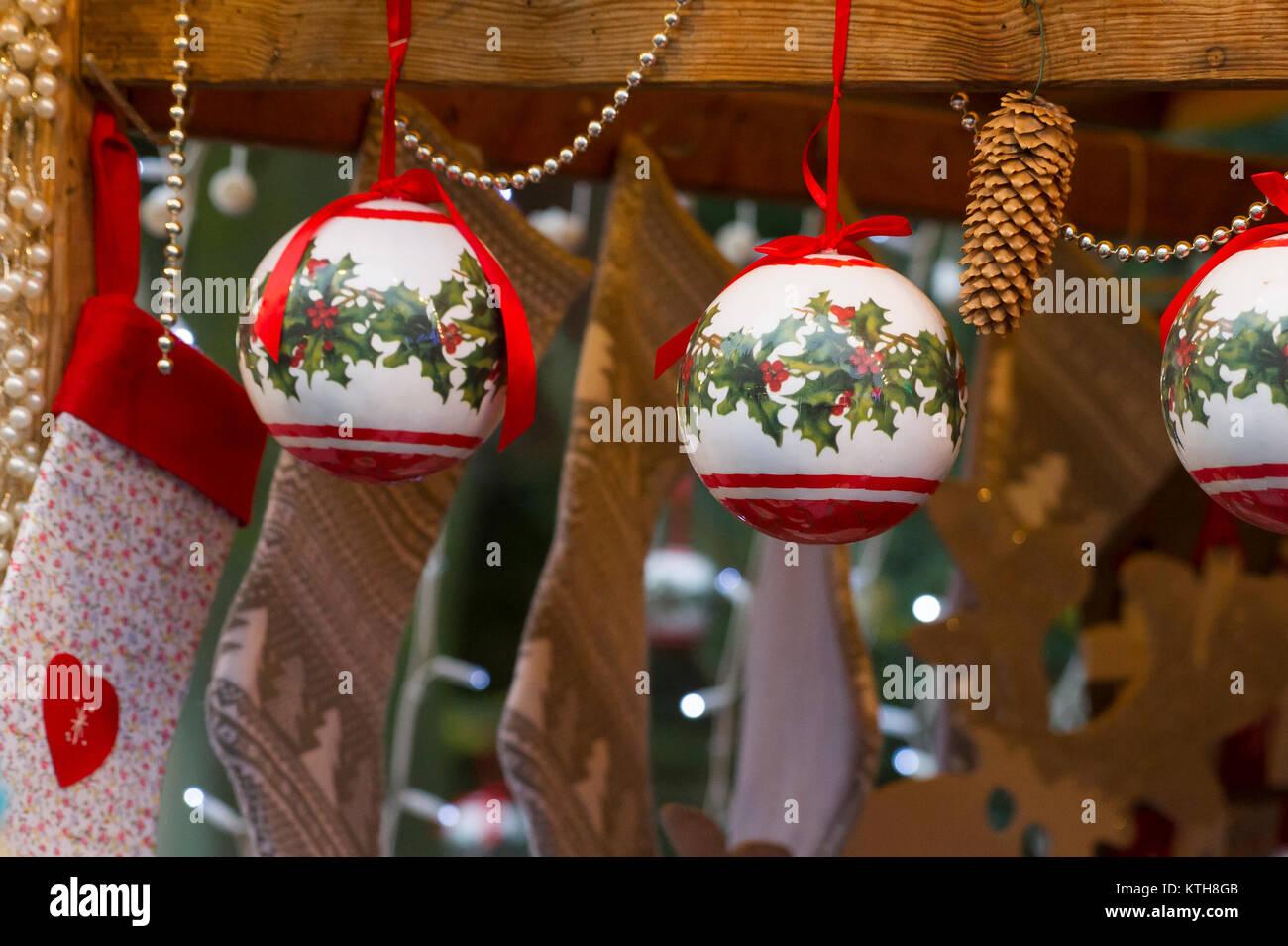 Polish Christmas Tree Decorations