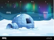 Inuit Igloo Canada Stock &