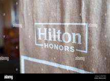 Hilton Honors Program Stock &