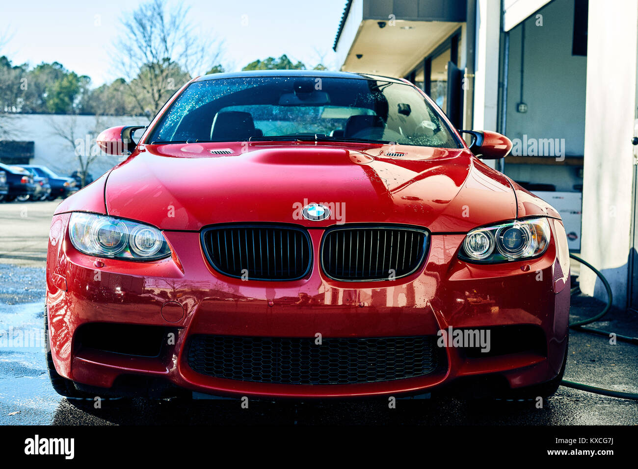 hight resolution of e92 red m3
