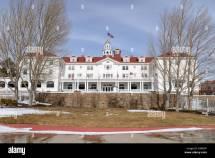 Stanley Hotel Estes Park Colorado Winter