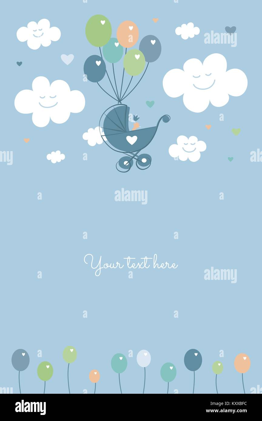 Baby Shower Invitation Templates Boy