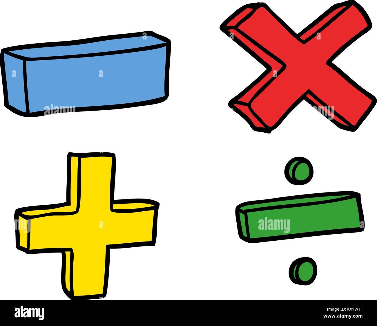 Division Symbols In Math