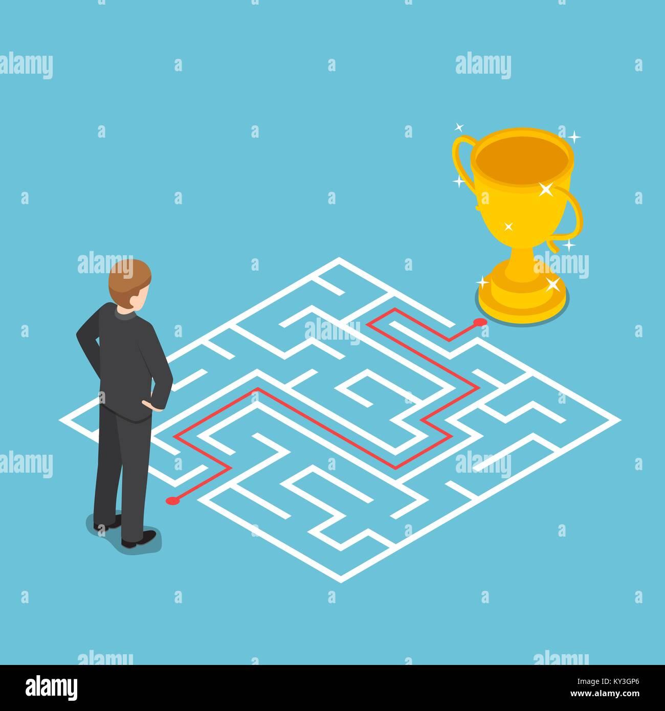 Cartoon Maze Labyrinth Game Stock Photos Amp Cartoon Maze Labyrinth Game Stock Images