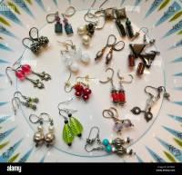 Dangly Earrings Stock Photos & Dangly Earrings Stock ...