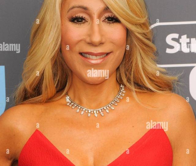 Lori Greiner At Arrivals For The Critics Choice Awards  Barker