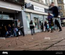 People Walking Feet Crowd Stock &