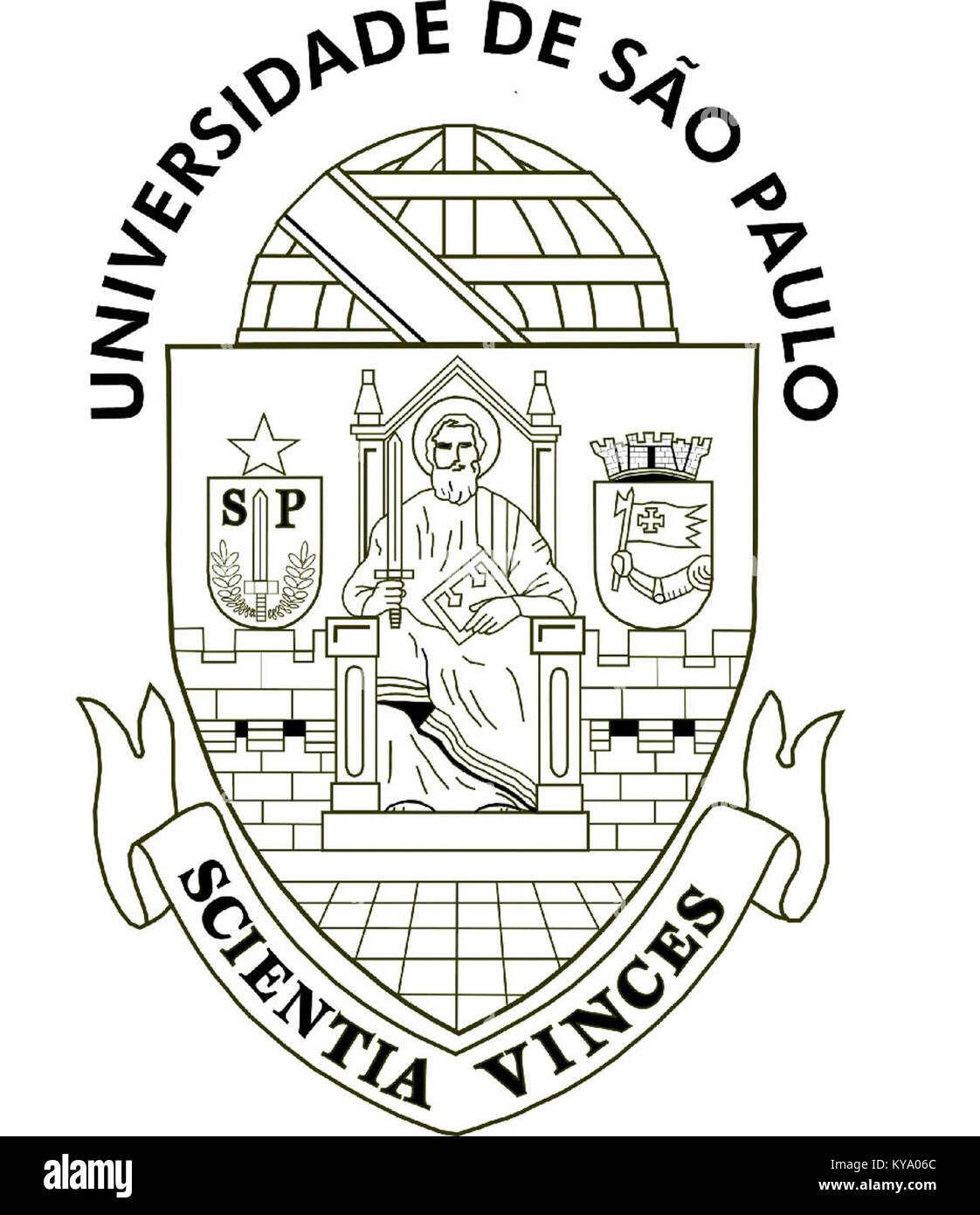 Usp Symbol : symbol, USP-Brasão, Stock, Photo, Alamy
