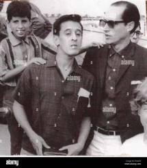 Roque Dalton And Roberto Fernndez Retamar Stock