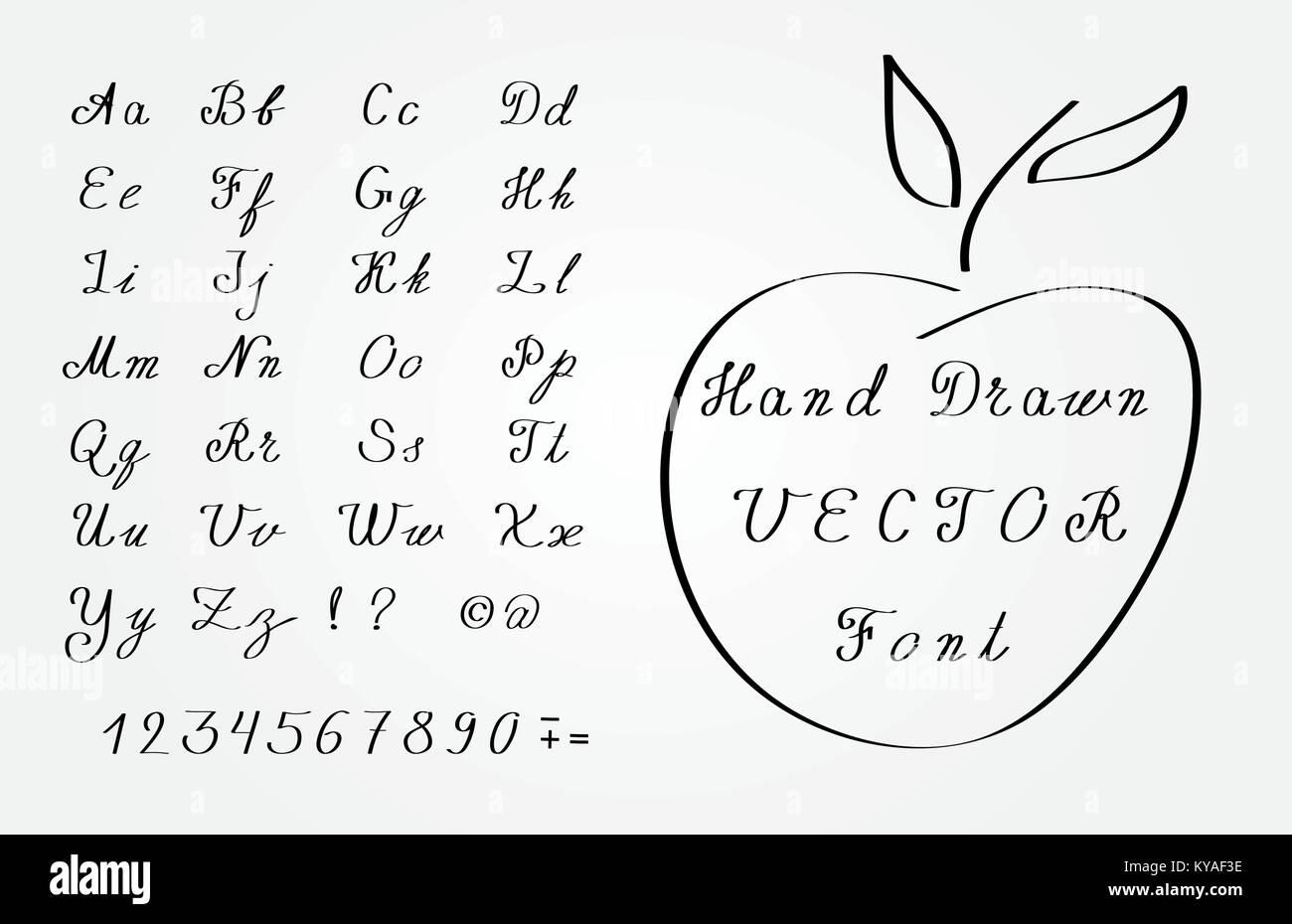 Cursive Letters Stock Photos Amp Cursive Letters Stock Images