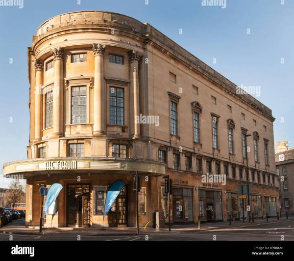 Forum Theatre Stock & - Alamy
