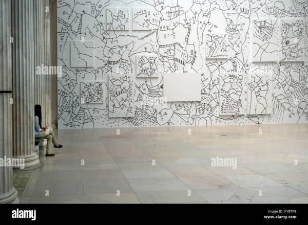 Albright-Knox Art Gallery Buffalo New York