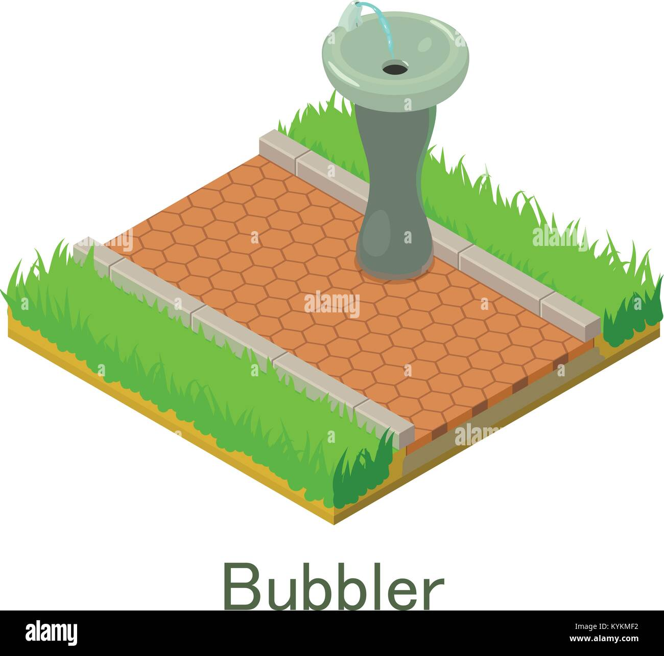 hight resolution of search results for garden bubbler stock vector images
