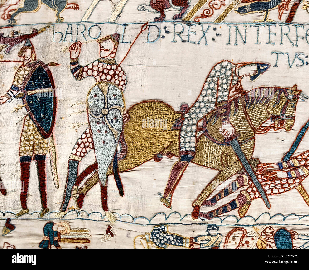 Teppich Von Bayeux Generator Tapestry Stock Photos And Tapestry Stock Images Alamy