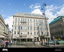 Wien Hotel Sacher Stock &