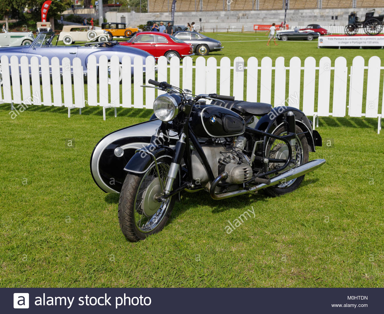 hight resolution of bmw r50 sidecar stoye 1955 antique and classic car and motorcycle show cascais