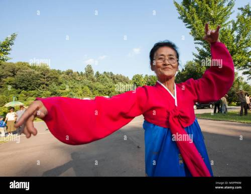 small resolution of north korean having fun in a park on september 9 day of the foundation of the
