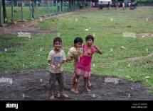 Kids Barefoot Playground