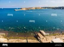 Malta Beach Stock & - Alamy