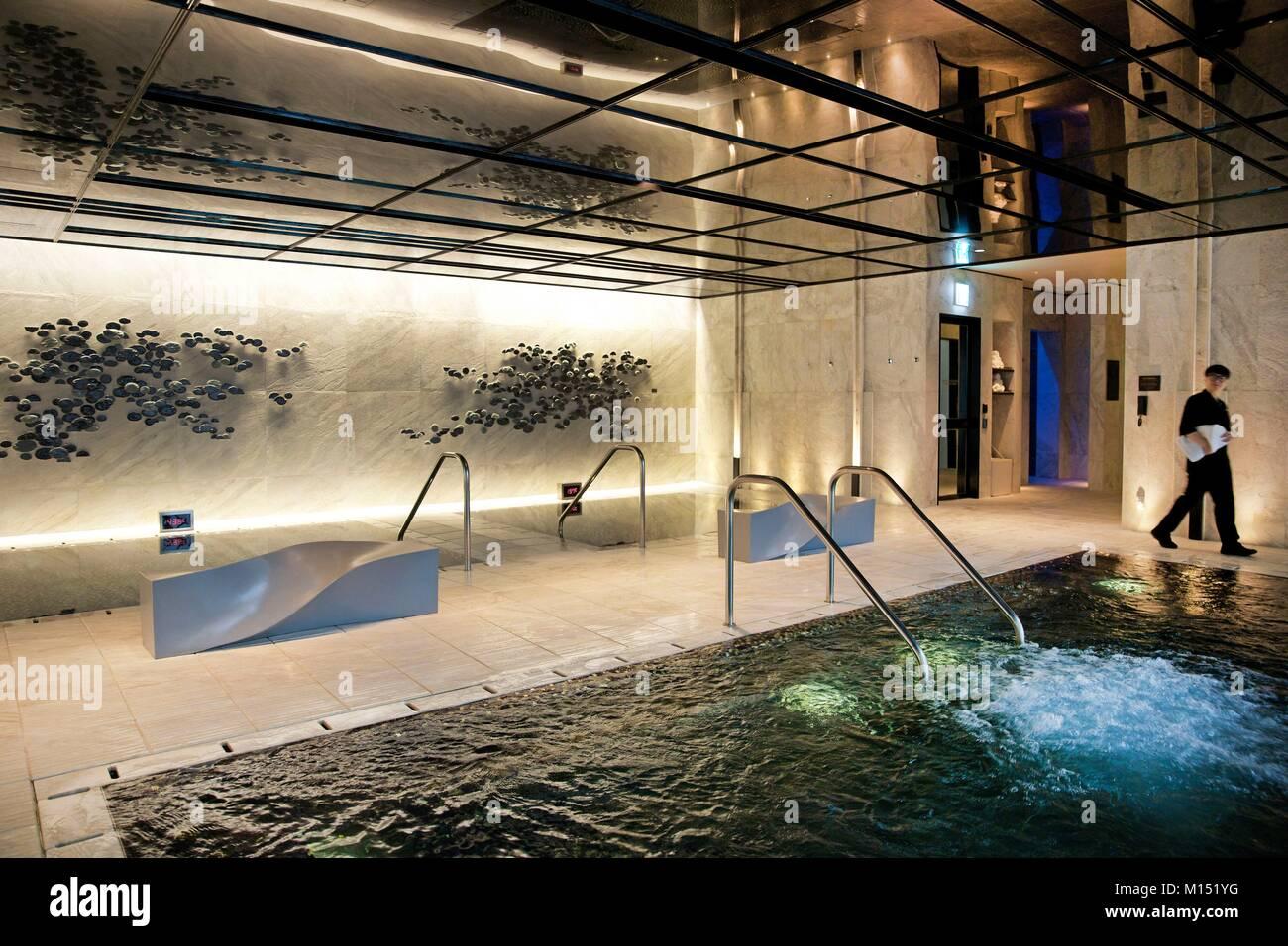 South Korea Seoul Design Spa Of The Four Seasons Hotel