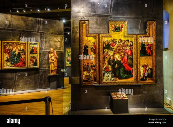 Medieval Art Stock & - Alamy