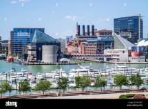 Baltimore Harbor Aquarium Parking