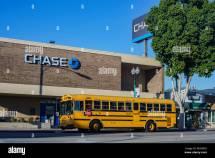School Bus Los Angeles
