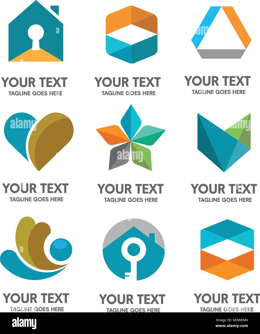 Simple Cool Logos : simple, logos, Design, Ideas:, Ideas, Business