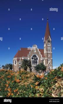 Namibia German Architecture